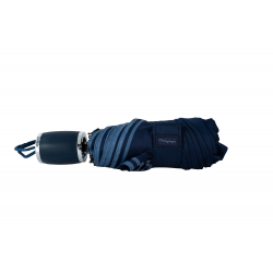 marine blue foldable folded Beau Nuage umbrella