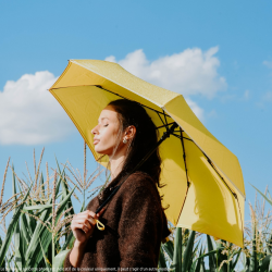 L'Automatique Beau Nuage - quality automatic umbrella with a patented absorbent cover