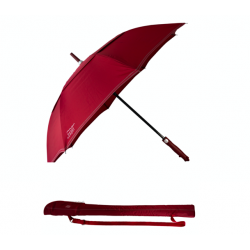 Le Gentleman Beau Nuage- quality long umbrella with a patented absorbent cover