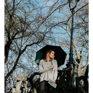 ⚠ Alerte Nuageuse ⚠  Attention, les parapluies Beau Nuage sont très attachants et ils ont tous un petits prénoms générés aléatoirement par notre algorithme de prénoms. Beaucoup ont succombé définitivement à leur charme ! 🥰☔ . ⚠ Rainy alert ⚠  Attention, Beau Nuage umbrellas are very sweet and they all have  little names, randomly generated by our 'first names algorithm'. Many people have completely succumbed to their charm! 🥰☔ .  #beaunuage #monbeaunuage #parapluie #pluie #lookgoodfeelgood #instapic #instamood #paris #londre #happy #love