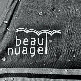 Anecdote pluvieuse  Sauriez-vous trouver le symbole qui se cache derrière le logo Beau Nuage ? 🤔... 💡 Le logo Beau Nuage n'est pas qu'un parapluie formé de nuages. Les deux traits qui le composent symbolisent également la technologie en triple couple à l'origine de notre brevet de notre housse absorbante. ☔ 👉🏽 L'histoire Beau Nuage : bit.ly/HistoireBeauNuage .  Rainy anecdote  Can you find the symbol behind the Beau Nuage logo? 🤔... 💡The Beau Nuage logo is not only an umbrella made out of clouds. The two strokes which make it up also symbolise the tripple layer technology from our patented absorbent cover. ☔ 👉🏽 The Beau Nuage story : bit.ly/BeauNuageAdventure .  #monbeaunuage #parapluie #pluie #logo #picoftheday #instamood #instapic #logo #mode #sympa #fashion #paris #londres