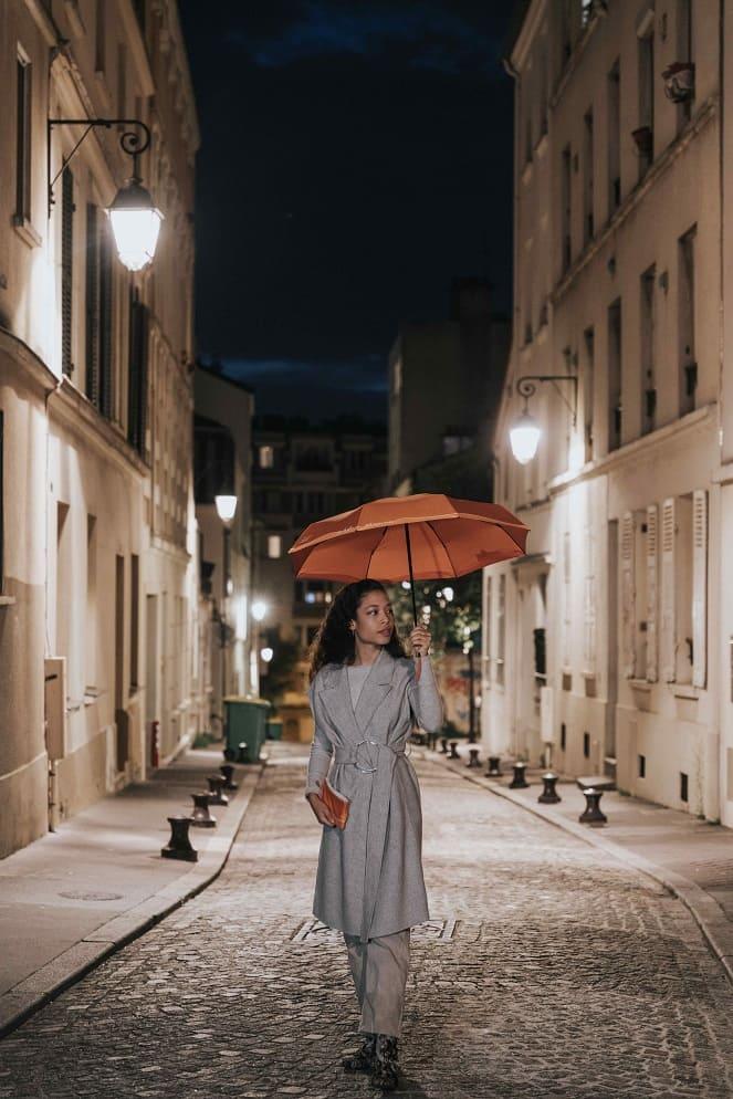 Beau Nuage foldable original maniaco d'amore umbrella